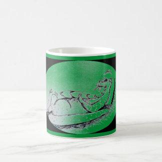 Elmer (green) coffee mug