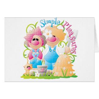 Elmer & Louise 1 Card