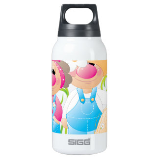 Elmer & Louise 1 Thermos Water Bottle