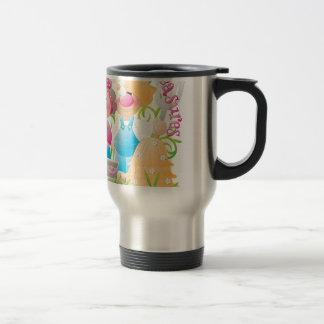 Elmer & Louise 1 Travel Mug