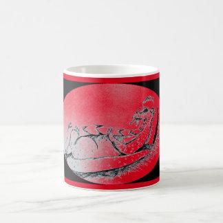 Elmer (red) coffee mug