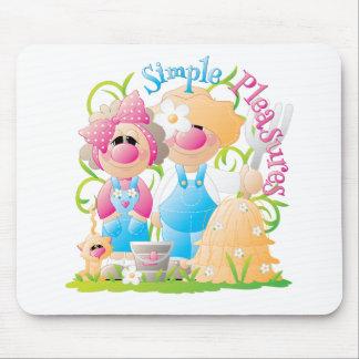 Elmer y Louise 1 Mousepad