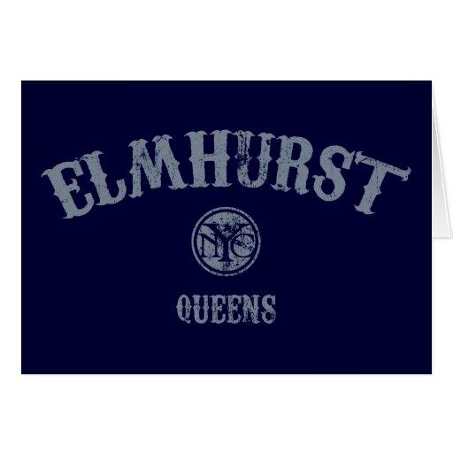 Elmhurst Card