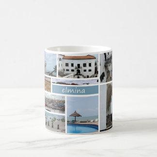 elmina coffee mug