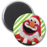 Elmo and Abby Wreath Magnets