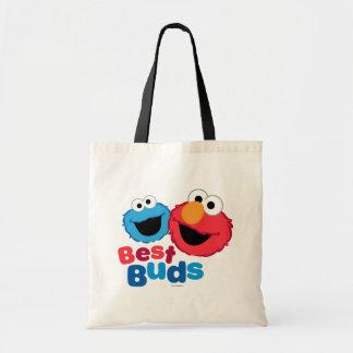 Elmo and Cookie Besties Tote Bag