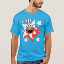 Elmo as Uncle Sam T-Shirt