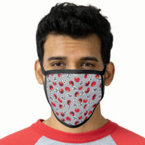 Elmo | Aw Yeah, Awesome Pattern Face Mask
