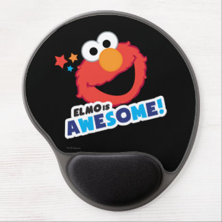 Elmo Awesome Gel Mouse Pad