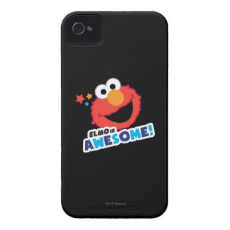 Elmo Awesome iPhone 4 Case-Mate Case