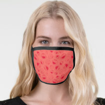Elmo | Awesome Red Pattern Face Mask
