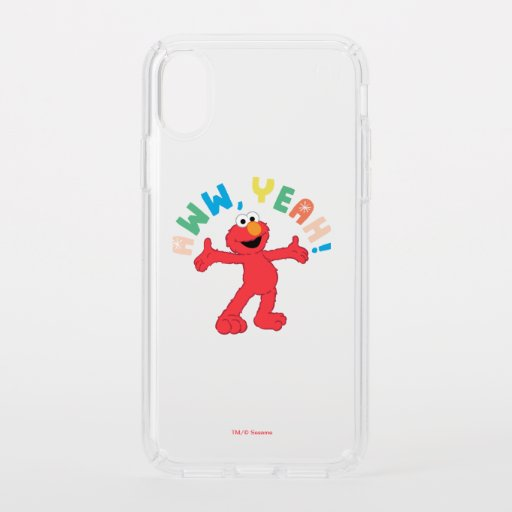 Elmo | Aww, Yeah! Speck iPhone X Case