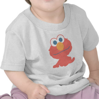 Elmo Baby Sitting Tee Shirts