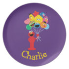 Elmo Balloons | Add Your Name Plate