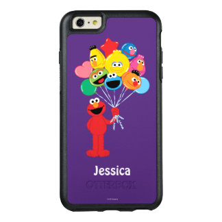 Elmo Balloons OtterBox iPhone 6/6s Plus Case