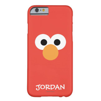 Elmo Big Face Barely There iPhone 6 Case