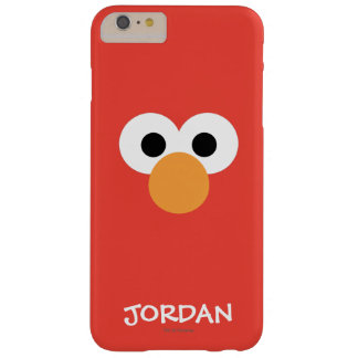 Elmo Big Face Barely There iPhone 6 Plus Case