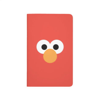 Elmo Big Face Journal