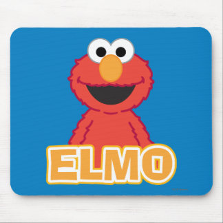 Elmo Classic Style Mouse Pad