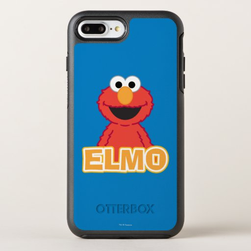 Elmo Classic Style OtterBox Symmetry iPhone 8 Plus/7 Plus Case