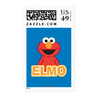 Elmo Classic Style Stamps
