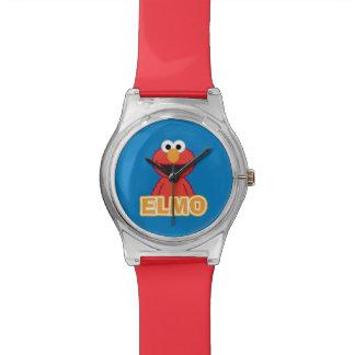 Elmo Classic Style Wristwatch