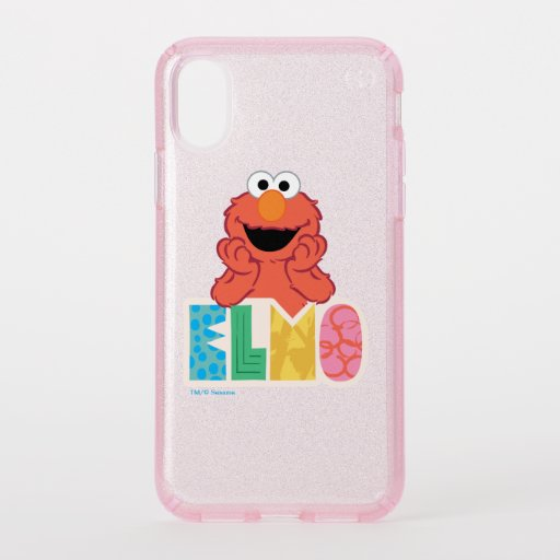 Elmo Cute & Fun Speck iPhone X Case