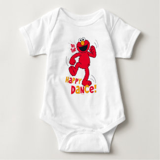 Elmo | Do the Happy Dance Baby Bodysuit