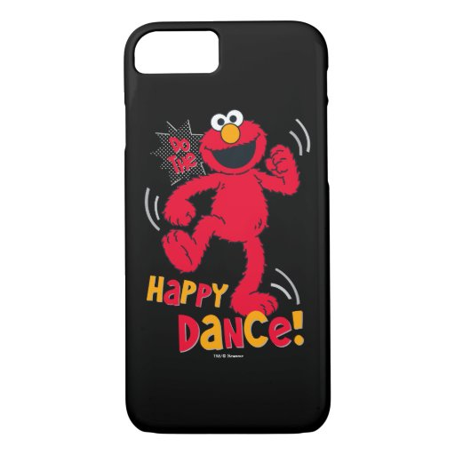 Elmo | Do the Happy Dance iPhone 8/7 Case