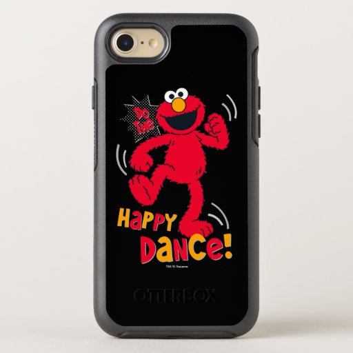 Elmo | Do the Happy Dance OtterBox Symmetry iPhone SE/8/7 Case