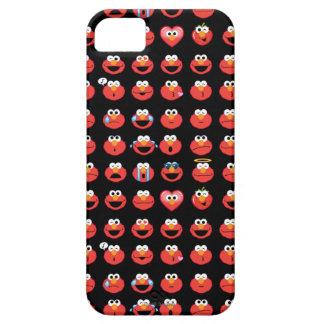 Elmo Emoji Pattern iPhone SE/5/5s Case