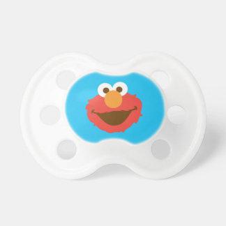 Elmo Face Pacifier