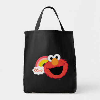 Elmo Girl Tote Bag