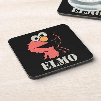 Elmo Half Drink Coaster