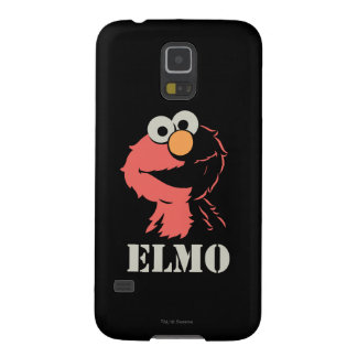 Elmo Half Galaxy S5 Cover