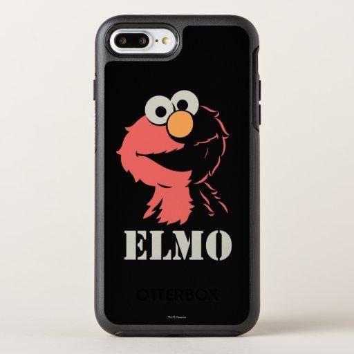 Elmo Half OtterBox Symmetry iPhone 8 Plus/7 Plus Case
