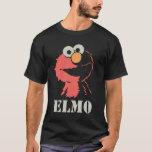 Elmo Half T-Shirt