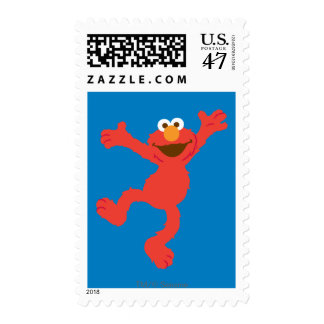 Elmo Happy Dancing Postage