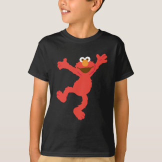 Elmo Happy Dancing T-Shirt
