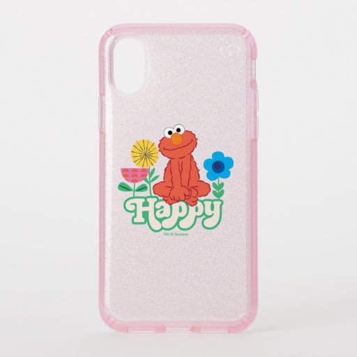 Elmo Happy! Speck iPhone X Case