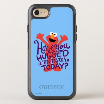 Elmo Hugging OtterBox Symmetry iPhone 8/7 Case
