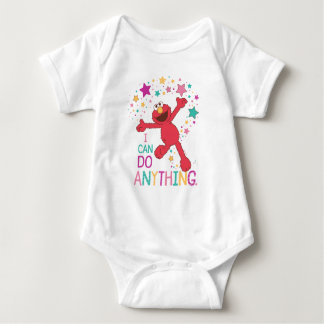 Elmo | I Can Do Anything Baby Bodysuit