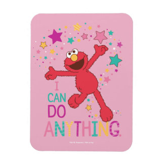 Elmo | I Can Do Anything Magnet