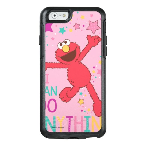 Elmo | I Can Do Anything OtterBox iPhone 6/6s Case