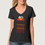 Elmo Inner Monster T Shirt