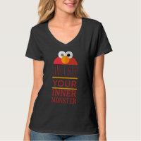 Elmo Inner Monster T-Shirt