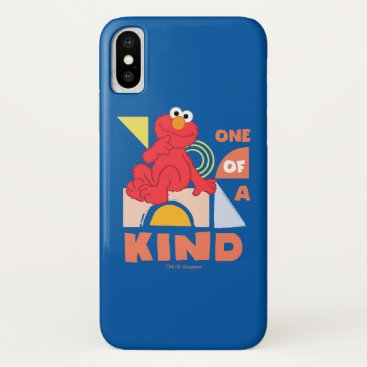Elmo One of a Kind iPhone X Case
