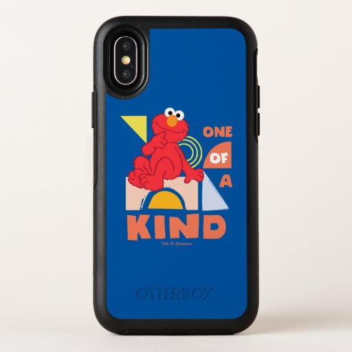 Elmo One of a Kind OtterBox Symmetry iPhone X Case