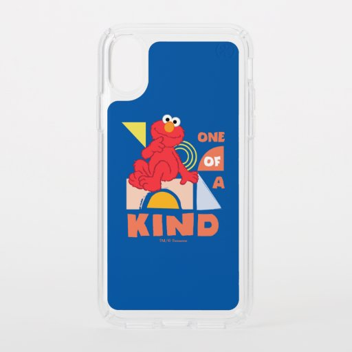 Elmo One of a Kind Speck iPhone X Case