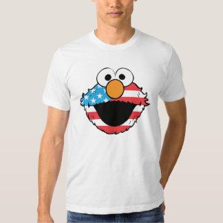 Elmo patriótico playera